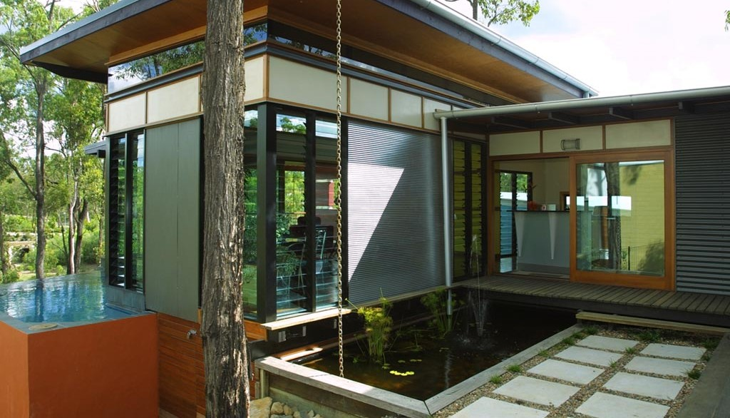 Eco Home Design Ideas: Sustainable House Design And Construct Brisbane