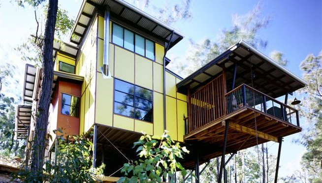 Sustainable House Design And Construct